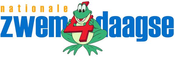 logo zwemvierdaagse