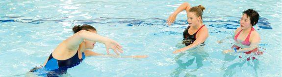 Zwemles voor volwassene bij Zwembad Wasbeek