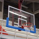 basket in sporthal de korf