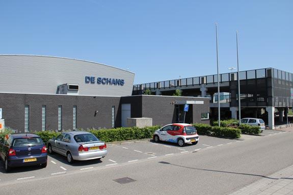 Sporthal de Schans - Stiwa