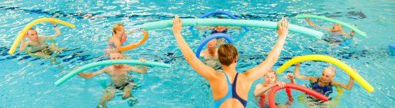 Fit en vitaal 50plus bij Zwembad Wasbeek