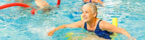 Hart in Beweging bij Zwembad Wasbeek