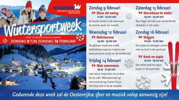 wasbeek wintersportweek