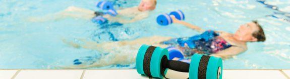 Gezondheidszwemmeb bij Zwembad Wasbeek